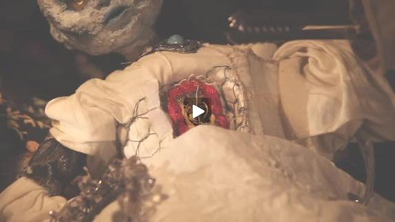 "Vidéo ""Les Reliquats"" de Natacha Diet et David Arribe"