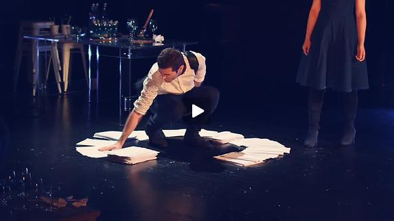 """Vidéo """"Ailleurs et maintenant"""" de Toshiki Okada, m.e.s. J. Wacquiez - Teaser"""
