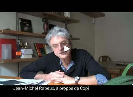 """Vidéo """"Les quatre jumelles"""", entretien avec Jean-Michel Rabeux"""