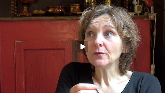 """Image du spectacle """"Les Tribulations..."""", Elizabeth Mazev / """"L'Italiano Facile"""""""