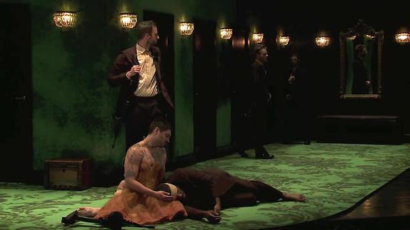 "Image du spectacle ""Splendid's"" - Jean Genet / Arthur Nauzyciel - Teaser"