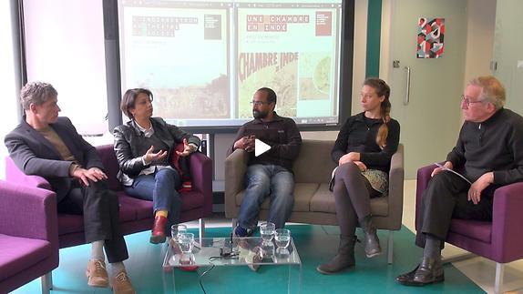 Vidéo La place du théâtre contemporain dans l'Inde d'aujourd'hui