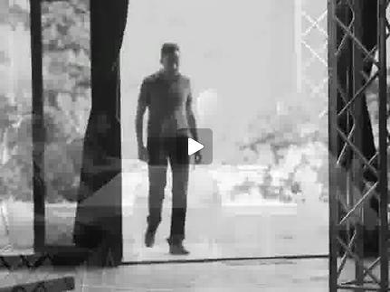 """Vidéo """"Noces de sang"""", m.e.s. G. Cantillon, première étape de travail"""