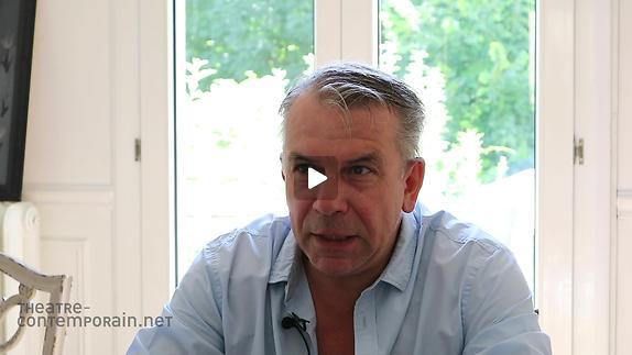 """Vidéo Philippe Torreton, """"Le premier contact avec Scapin"""" (1/6)"""