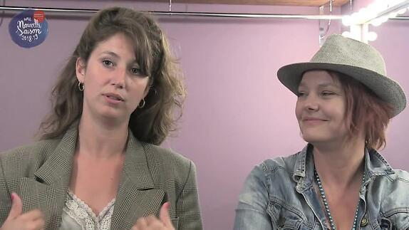 """Vidéo """"Plus grand que moi"""" - Nathalie Fillion"""