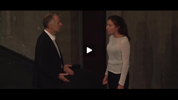 """Vidéo """"Antigone"""" de J.-P. Siméon, m.e.s. C. Schiaretti - Extraits"""