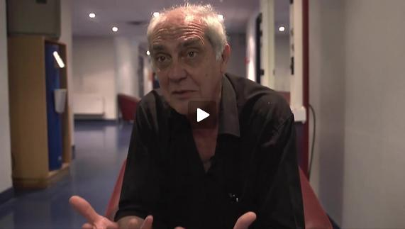 """Image du spectacle Jean-Louis Martinelli à propos de Racine et """"Britannicus"""""""