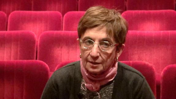 """Vidéo Lina Prosa, """"L'écriture au jour le jour"""""""