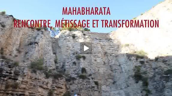 "Vidéo Jeunes critiques en Avignon : ""Mahabharata-Nalacharitam"""