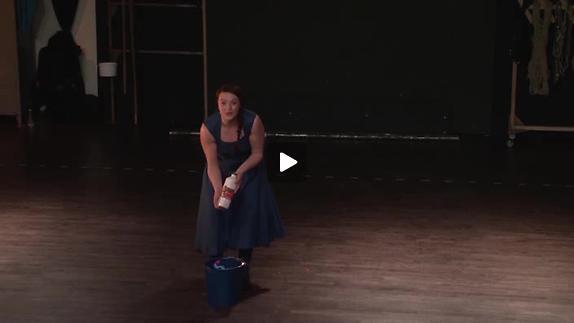 """Vidéo """"La Jeanne de Delteil"""", m.e.s. C. Schiaretti - Extraits (1/2)"""