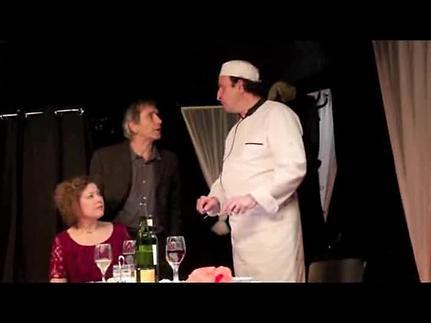 """Vidéo """"Les Îles flottantes"""" de P. Emond, m.e.s. G. About - Extrait n° 3/5"""