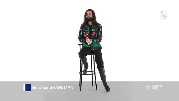 "Vidéo ""Pourama Pourama"" - Entretien avec Gurshad Shaheman"