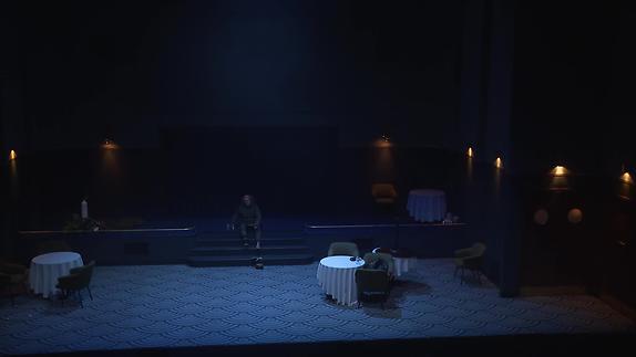 """Image du spectacle """"Arctique"""" - Anne-Cécile Vandalem - extraits"""