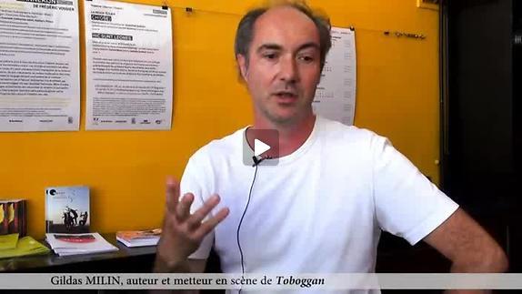 Vidéo Toboggan, présentation par Gildas Milin