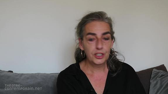 """Vidéo Veronika Mabardi, """"La découverte du théâtre"""""""