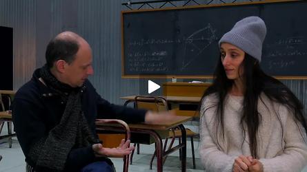 """""""Jeanne au bûcher"""" - Entretien avec Audrey Bonnet et Denis Podalydès"""