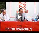 """Vidéo Robin Renucci et Nicolas Stavy pour """"L'Enfance à l'oeuvre"""""""