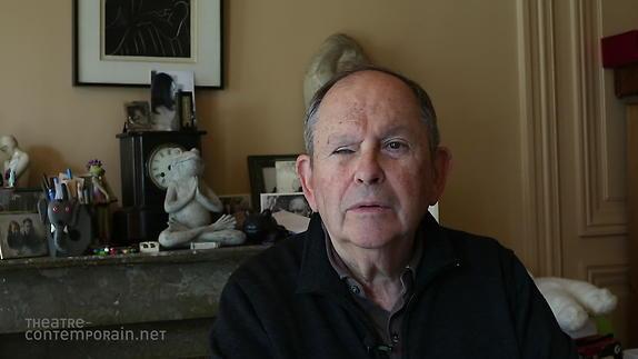 "Vidéo Jean-Claude Grumberg, ""Votre maman"", l'origine"