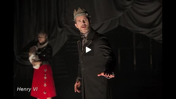 "Vidéo ""Richard III"" - Entretien avec Thomas Jolly aux Célestins"