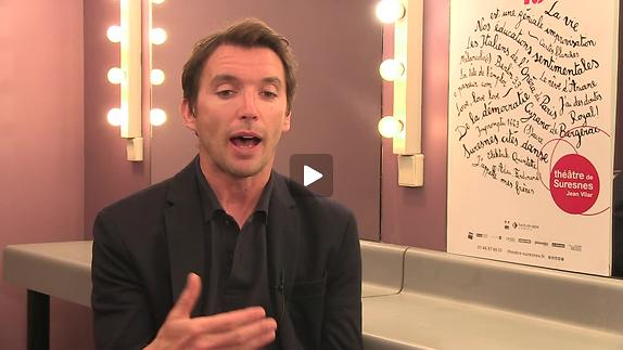 """Vidéo """"Impromptu 1663"""" - Entretien avec Clément Hervieu-Léger"""