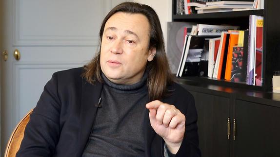 Vidéo Claude Duparfait interprète de Molière par Stéphane Braunschweig