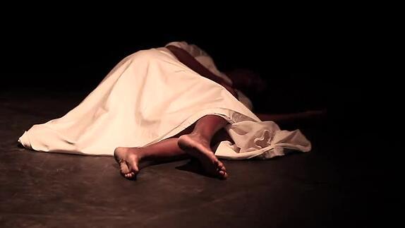 """Vidéo """"Médée Kali"""" de Laurent Gaudé - m.e.s. M. Bertoli - Présentation"""