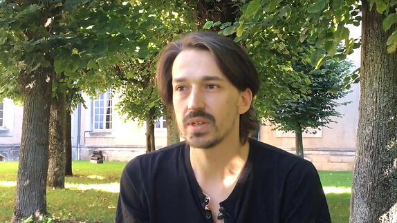 """Vidéo Frédéric Sonntag, """"Georges Kaplan"""", présentation"""