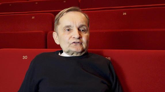 """Vidéo Entretien avec R. Hoghe pour """"36, avenue Georges Mandel"""""""