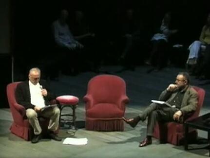 """Vidéo """"Le Père"""" de Michael Jarrell, présentation par André Wilms"""