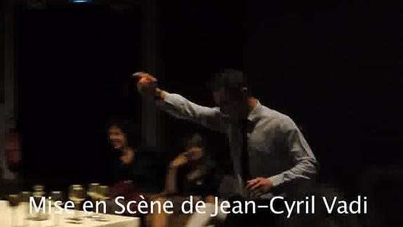 """Image du spectacle """"Le Roland #1"""", m.e.s. J.-C. Vadi, Teaser"""