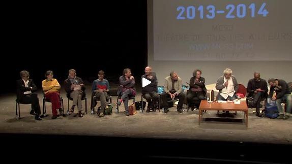"""Vidéo """"Cyrano de Bergerac"""", m.e.s. Georges Lavaudant, présentation"""