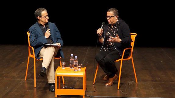 """Vidéo Rencontre avec Radhouane El Meddeb pour """"Face à la mer..."""""""