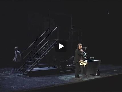 Vidéo Entretien avec Michèle Raoul-Davis et Bernard Sobel pour L'homme inutile...