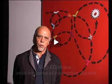 """Vidéo """"Quand on parle du loup…"""", présentation par Nino D'Introna"""