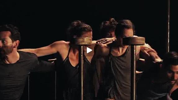 """Vidéo """"Triptyque"""" - Cie Les 7 doigts de la main - Bande-annonce"""