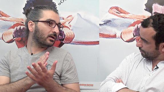 """Vidéo """"Les Petites chambres"""" de Waël Kaddour - Présentation par l'auteur"""