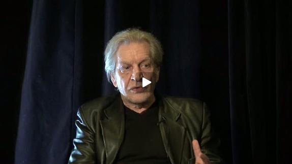 """Vidéo """"Loin d'Hagondange"""" / J.-P. Wenzel, """"Le choix du texte"""""""