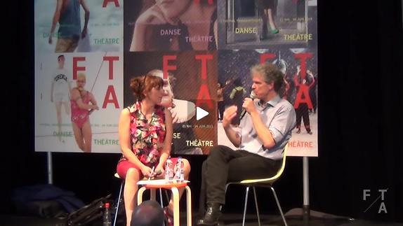 Vidéo Entretien avec Alain Platel au 9e FTA