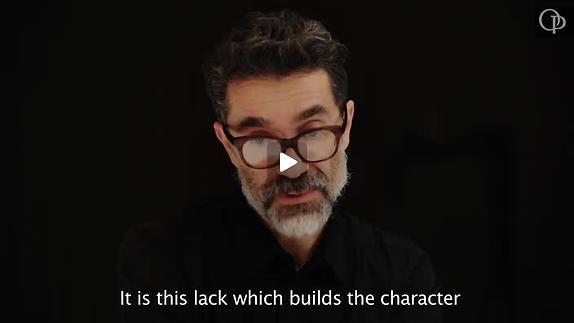 """Vidéo """"Moses und Aron (Moïse et Aaron) """", entretien avec Roméo Castellucci"""