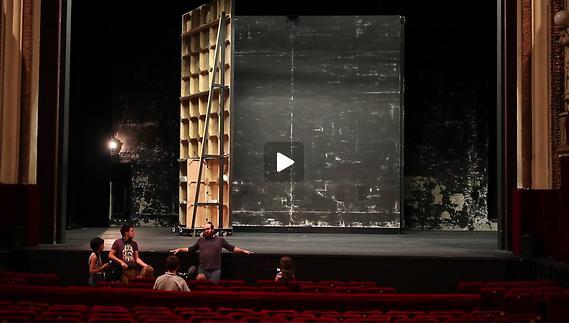 Vidéo Jeunes critiques en Avignon - Tous contraints