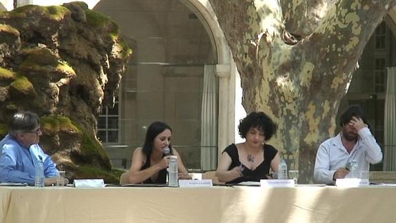 """Vidéo Angélica Liddell pour """"El ano de Ricardo (L'Année de Richard)""""."""