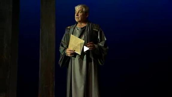 Vidéo L'évangile selon Pilate, m.e.s. Christophe Lidon - Bande-annonce