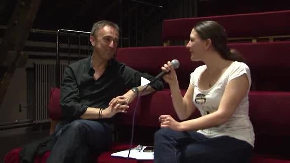"""Vidéo """"Cabaret Brecht"""", entretien avec Guy-Pierre Couleau"""