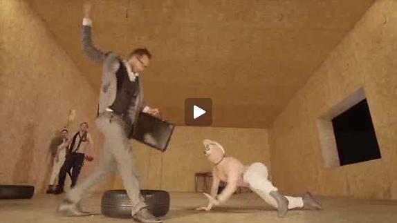 "Vidéo Kirill Serebrennikov - ""Les Âmes mortes"" - Extrait"