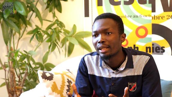 """Vidéo Entretien avec Sedjro Giovanni Houansou pour """"Les inamovibles"""" / Prix RFI"""