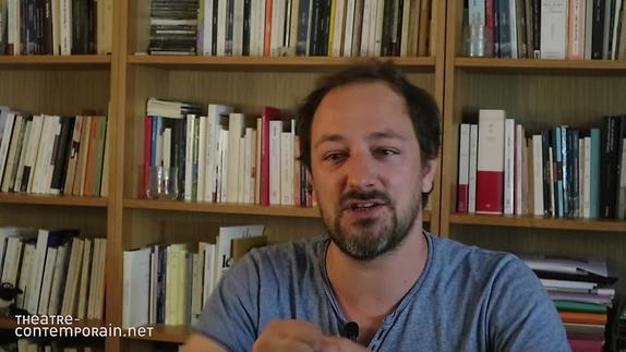 """Vidéo """"La Bataille d'Eskandar"""", les difficultés d'écriture par Samuel Gallet"""