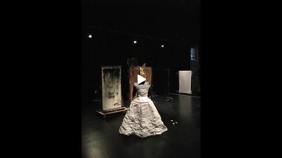 """Vidéo """"Riquet"""" adaptation Antoine Herniotte, m.e.s. Laurent Brethome - Teaser"""