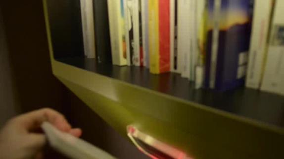 """Vidéo """"L.I.R. Livre in room"""""""