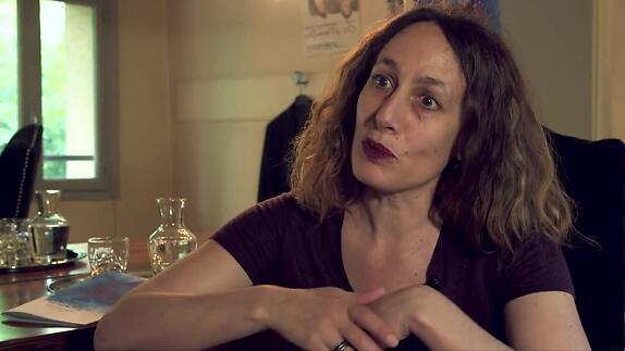 """Vidéo """"Harlem Quartet"""", entretien avec Elise Vigier"""