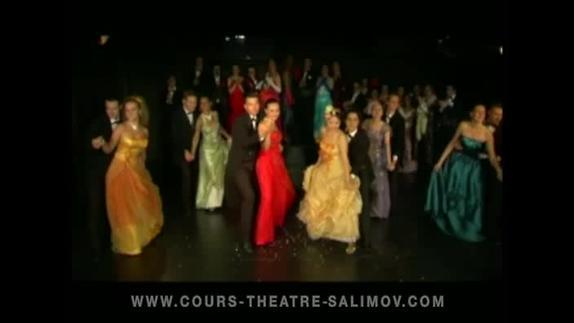 """Image du spectacle """"La Chauve-souris"""" (extr 13), opérette de Johann Strauss fils, Emile Salimov"""